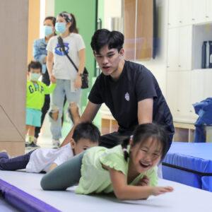 學齡前學運動 孩子 運動計畫