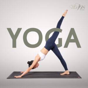 yoga封面