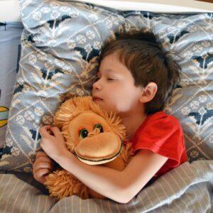 兒童睡眠與成長